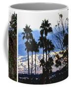 Snow Or Sun Shadows Coffee Mug