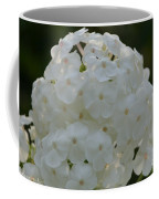 Snow Phlox Coffee Mug