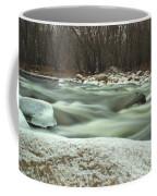 Snow Rock Coffee Mug