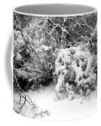 Snow Scene 1 Coffee Mug by Patrick J Murphy