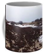 Snow Spotted Dunes Coffee Mug