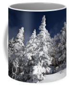 Snow Spruce Sunshine Coffee Mug