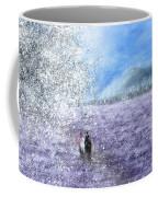 Snow Tree Coffee Mug