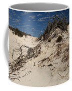 Snow White Dunes Coffee Mug