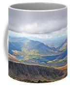 Snowdonian Thunderstorm Coffee Mug