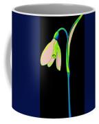 Snowdrop Serenity Coffee Mug