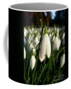 Snowdrops Coffee Mug