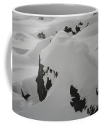 Snowface Mother Earth  Protecter Ischgl Austria Coffee Mug