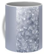 Snowfall  Coffee Mug by Elena Elisseeva