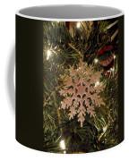 Snowflake Ornament Coffee Mug