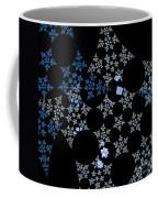 Snowflakes By Jammer Coffee Mug