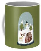 Snowglobe Coffee Mug