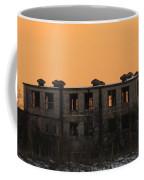 snowie sunset in Macon Coffee Mug