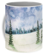 Snowing In Christmas Coffee Mug