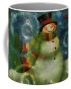 Snowman Photo Art 16 Coffee Mug