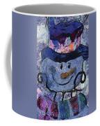Snowman Photo Art 35 Coffee Mug