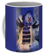 Snowman Photo Art 44 Coffee Mug