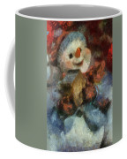 Snowman Photo Art 47 Coffee Mug
