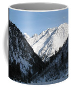 Snowwhite Mountain Top Coffee Mug