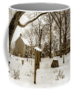 Snowy Afternoon Coffee Mug