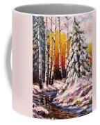 Snowy Banks Coffee Mug