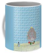 Snowy Christmas Coffee Mug