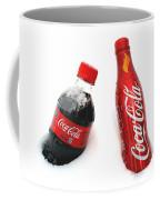 Snowy Coca - Cola Coffee Mug