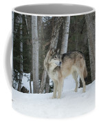 Snowy Day Trek Coffee Mug