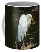 Snowy Egret 2 Coffee Mug