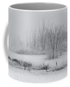 Snowy Fields Coffee Mug