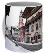 Snowy Good Friday Coffee Mug