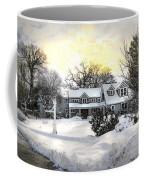 Snowy Home Coffee Mug