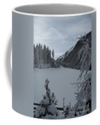 Snowy Meadow Coffee Mug