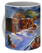 Snowy Morning Coffee Mug