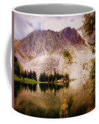 Snowy Mountains Loop 2 Coffee Mug