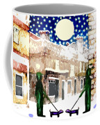 Snowy Night Coffee Mug