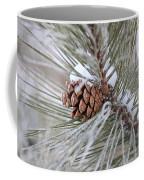 Snowy Pine Coffee Mug