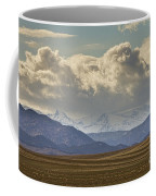Snowy Rocky Mountains County View Coffee Mug by James BO  Insogna