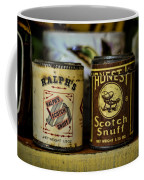Snuff Tins Coffee Mug