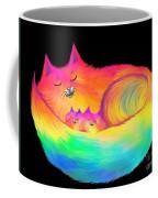 Snuggle Cats Coffee Mug