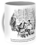So We Finally Reach The Summit Of Everest Coffee Mug