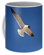Soaring Above The Sea Coffee Mug