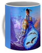 Soaring Spirit Coffee Mug by Andrew Farley