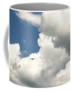 Soaring Through The Clouds Coffee Mug