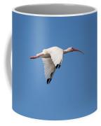 Soaring White Ibis Coffee Mug