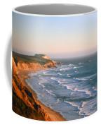 Socal Coastline Sunset Coffee Mug