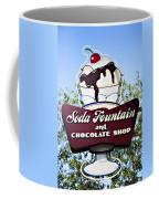 Soda Fountain Coffee Mug