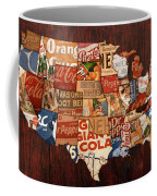 Soda Pop America Coffee Mug