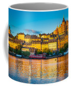 Sodermalm Skyline Coffee Mug