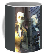 Sofie And Harry In Shades Coffee Mug